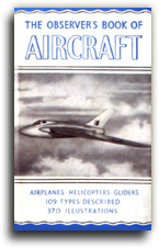 Buy The Observer's Book of Aircraft - First Edition