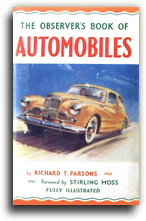 Buy The Observer's Book of Automobiles - First Edition