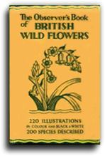 Buy The Observer's Book of British Wild Flowers - First Edition