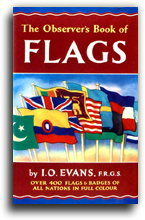 Buy The Observer's Book of Flags - Glossy Jacket Edition