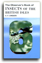 Buy The Observer's Book of Insects of the British Isles - Cyanamid Jacket Edition