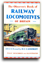 Buy The Observer's Book of Railway Locomotives of Britain - 1958 Edition